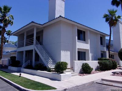 Bullhead City Condo/Townhouse For Sale: 1800 Clubhouse Dr 76