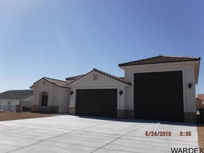 Bullhead City Single Family Home For Sale: 3395 Sunbeam Dr