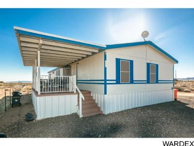 Golden Valley Manufactured Home For Sale: 5956 W Crystal Dr