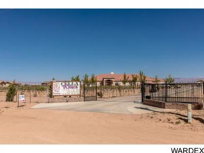 Kingman Commercial For Sale: 6927 E Brooks Boulevard