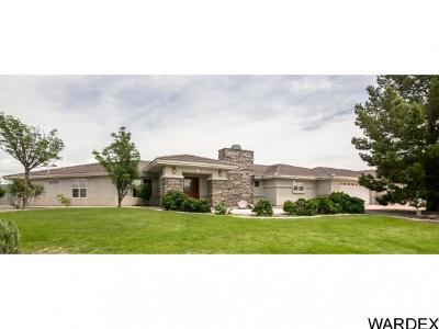 Bullhead City Single Family Home For Sale: 2887 Cresthill Dr