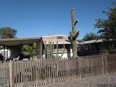 Mohave Valley Manufactured Home For Sale: 7937 S Meadowlark St