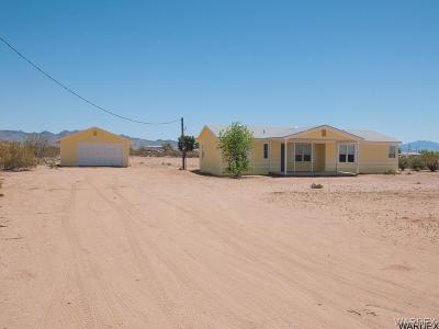 Mohave County Manufactured Home For Sale: 3808 N Glen Canyon Rd.