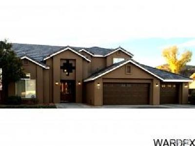 Kingman Golf Course Estates Single Family Home For Sale: 705 Country Club Drive