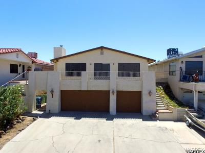 Bullhead City Single Family Home For Sale: 1444 Riverfront Dr