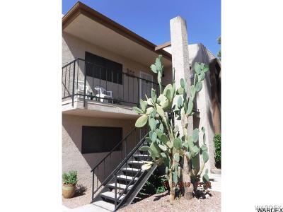 Bullhead City AZ Condo/Townhouse For Sale: $75,000
