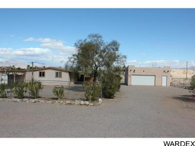 Mohave County Manufactured Home For Sale: 1981 E Gemini St