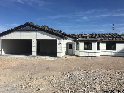 Lake Havasu City Single Family Home For Sale: 3087 Marlin Dr