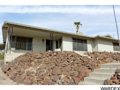 Lake Havasu City AZ Single Family Home For Sale: $197,000