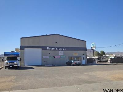 Kingman Commercial For Sale: 4065 N Bank St