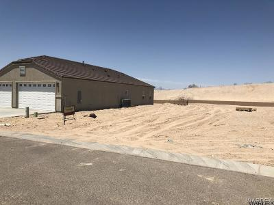 Fort Mohave Residential Lots & Land For Sale: 2101 E Mesa Vista Place