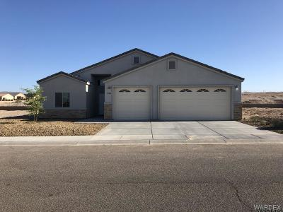 Fort Mohave Single Family Home For Sale: 2083 E Mesa Vista Place