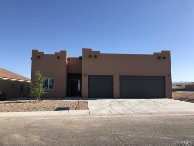 Fort Mohave Single Family Home For Sale: 2071 E Mesa Vista Pl