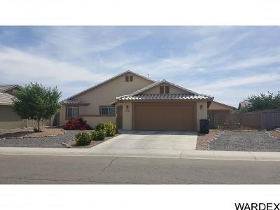 Kingman Single Family Home For Sale: 3830 N Eagle Rock Road