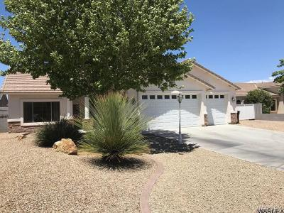 Kingman Single Family Home For Sale: 1983 Gene Autry Drive