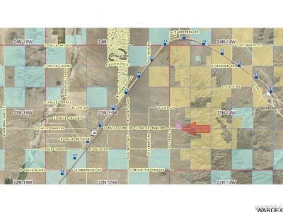 Kingman Residential Lots & Land For Sale: E. Water Tank Rd