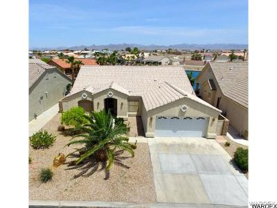 Fort Mohave Single Family Home For Sale: 6128 S Via Del Aqua Drive