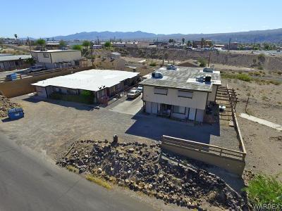 Bullhead City Multi Family Home For Sale: 1567 Sierra Vista Dr