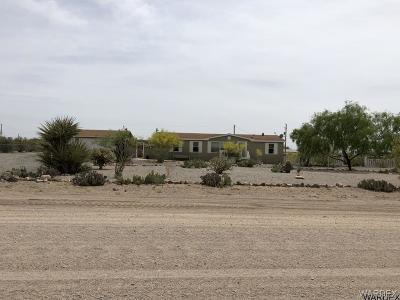 Mohave County Manufactured Home For Sale: 3068 W Malibu Rd