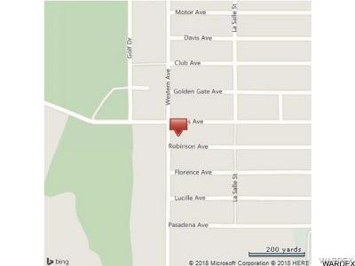 Kingman Residential Lots & Land For Sale: Gates Ave