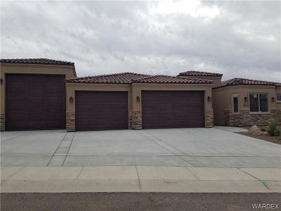 Bullhead City Single Family Home For Sale: 2856 Enclave Dr.