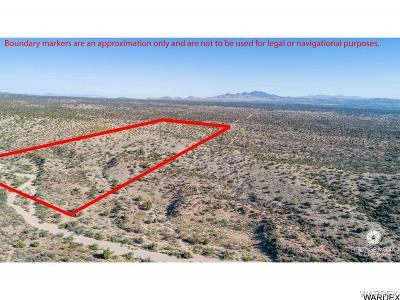 Kingman Residential Lots & Land For Sale: S Vista Verde Ln