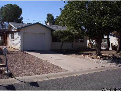 Kingman Single Family Home For Sale: 2242 Davis Ave