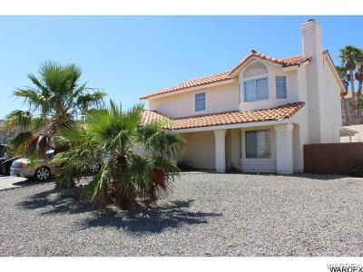 Laughlin (Nv) Single Family Home For Sale: 2284 Mesa Canyon Drive