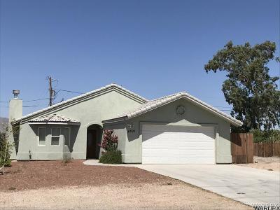 Fort Mohave Single Family Home For Sale: 4501 S S Calle Del Media
