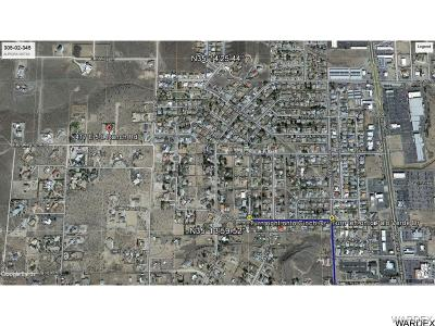 Kingman Residential Lots & Land For Sale: 0000 Aurora Vista