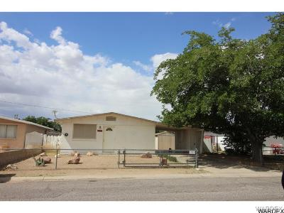 Kingman Single Family Home For Sale: 1943 Hope Avenue
