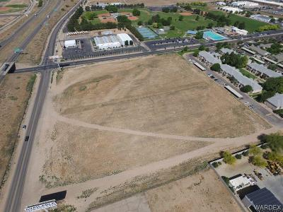 Kingman Residential Lots & Land For Sale: 8.95acre E Beverly And Harrison