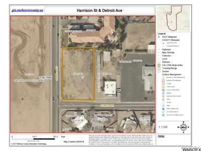 Kingman AZ Residential Lots & Land For Sale: $190,000