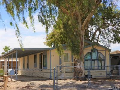Mohave Valley Manufactured Home For Sale: 7869 S Green Valley Drive