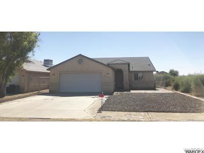 Mohave Valley Single Family Home For Sale: 9856 Kingman Drive