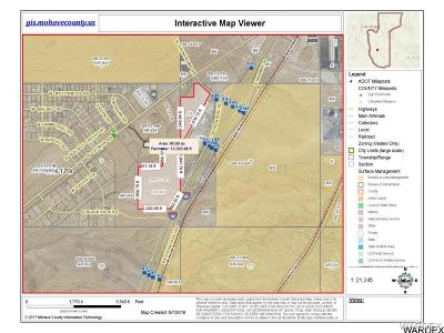 Golden Valley Residential Lots & Land For Sale: Tbd S Gatlin Drive