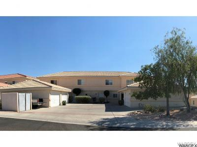 Bullhead AZ Multi Family Home For Sale: $435,000