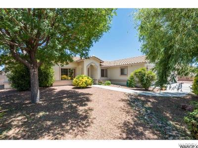 Kingman Single Family Home For Sale: 2806 Mountain Trail Road