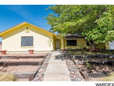 Kingman Single Family Home For Sale: 2708 Diamond Spur Street