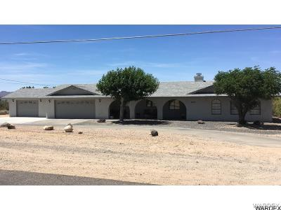 Hualapai Foothill Estates Single Family Home For Sale: 3747 Dakota Road