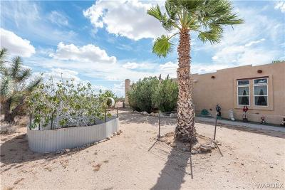 Mohave County Manufactured Home For Sale: 15221 S Alamo Road