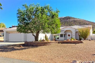 Lake Havasu Single Family Home For Sale: 4056 Northstar Drive