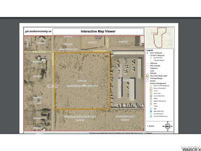Fort Mohave Residential Lots & Land For Sale: 4134 S Cavalry Road
