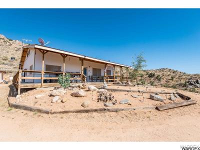 Kingman Single Family Home For Sale: 8998 E Five Wells Road