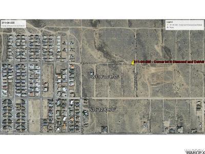 Kingman Residential Lots & Land For Sale: N Diamond Street
