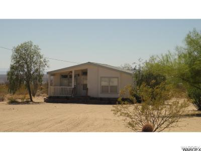 Yucca AZ Manufactured Home For Sale: $79,500