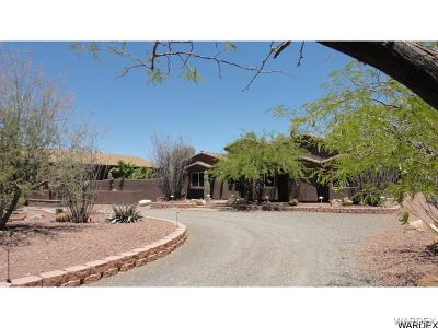 Yucca AZ Single Family Home For Sale: $1,175,000