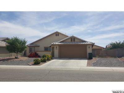 Kingman Single Family Home For Sale: 3830 N Eagle Rock Road