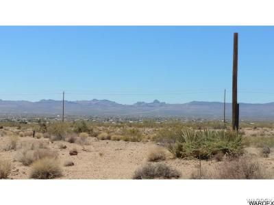 Mohave County Residential Lots & Land For Sale: 3809 N Bagdad Road