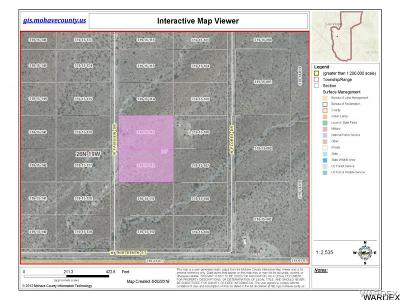 Mohave County Residential Lots & Land For Sale: 2 Acres Fairview Drive